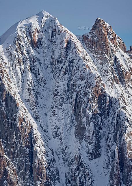 Aiguille Verte . Macizo del Mont Blanc _DSC6597-Panorámica 3 M on c em ma