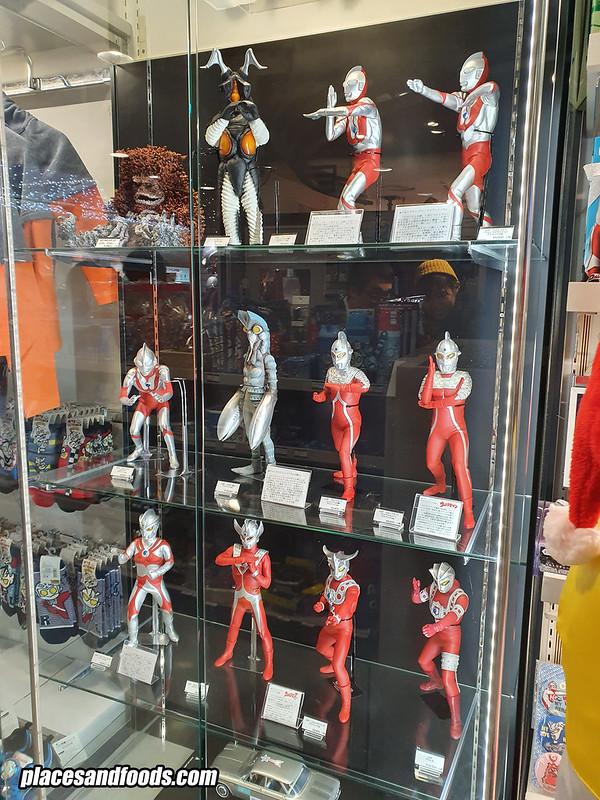 ultraman world shop tokyo classic ultraman