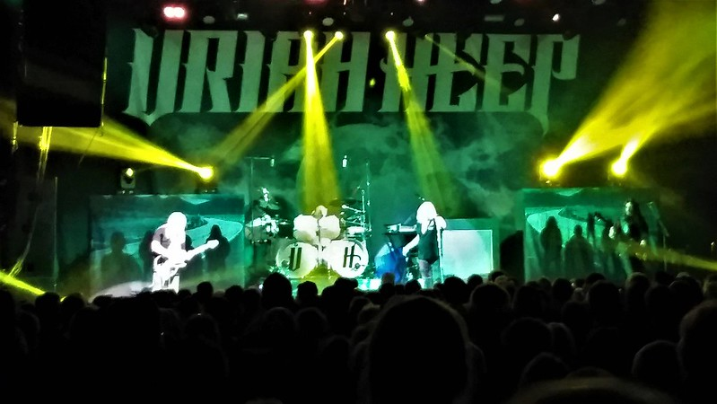 Uriah Heep Live, GERMANY, January 2020
