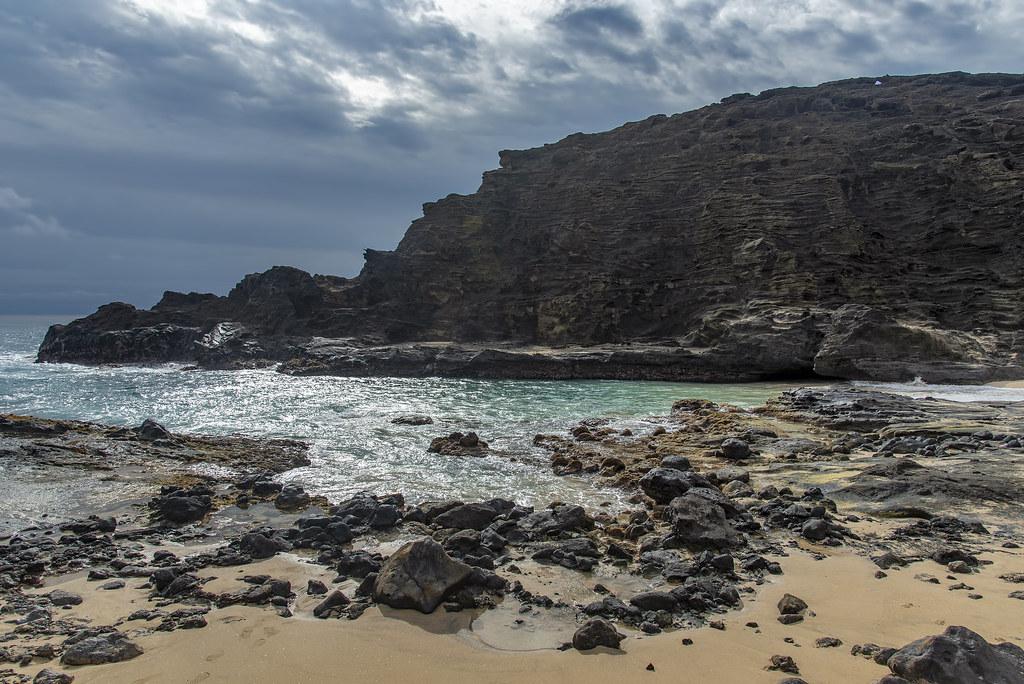 Kahauloa Cove