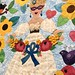 """Baltimore """"Hon"""" detail on quilt - Maryland Historical Society"""