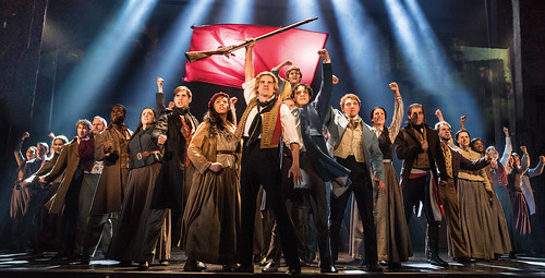 One Day More - Photo Matthew Murphy. From Love, Tears, Revolution: Why You Need To See Les Misérables