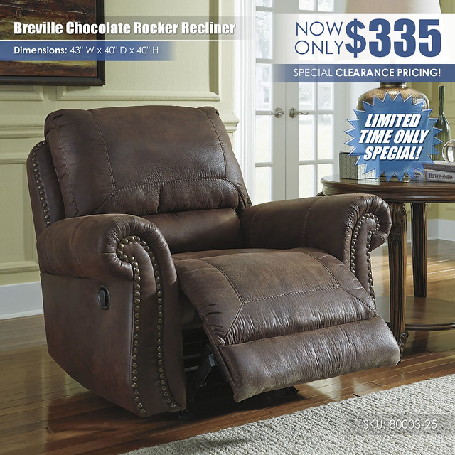 Breville Chocolate Recliner_RSS