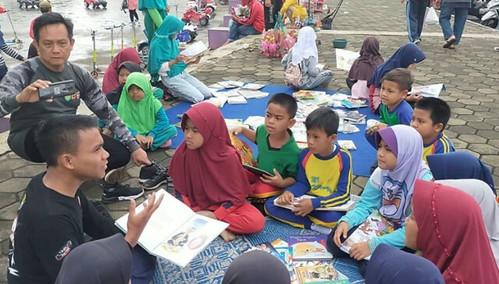 Program Literasi Kawali