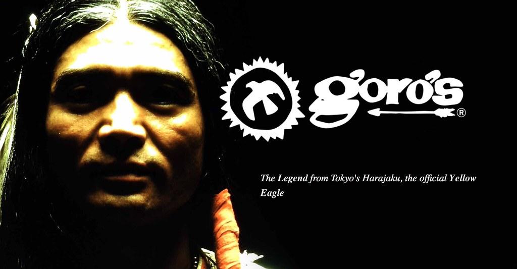 Goro's Harajuku Official | Tokyo