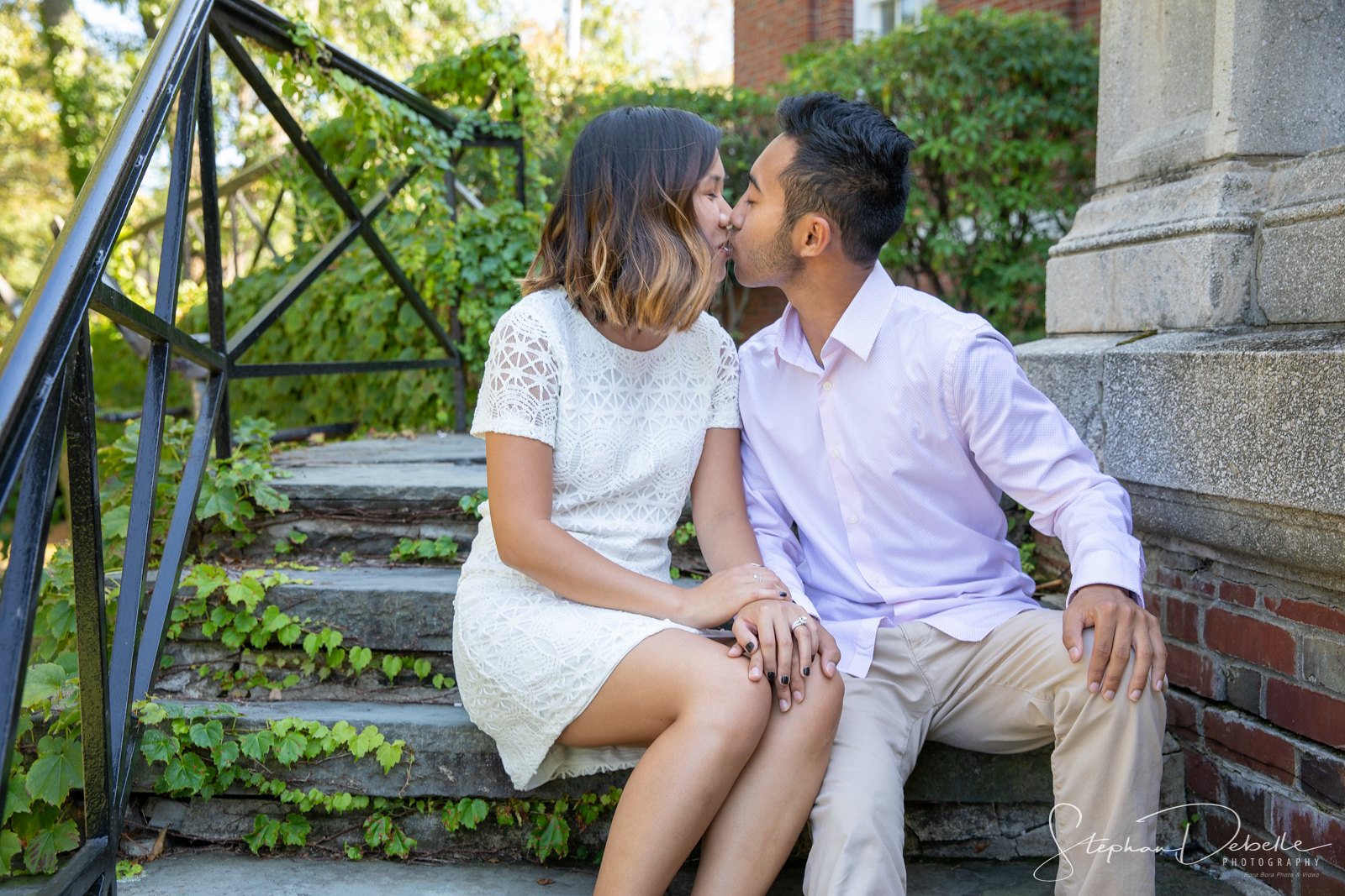 Amy & Ty - Engagement Shoot - Milford, CT