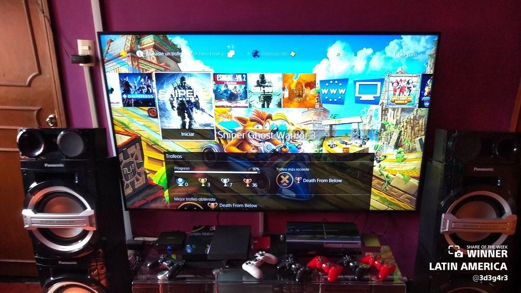 49458029953 917fb31ac4 b - PlayStation Fans auf der ganzen Welt zeigen ihr PS4 Set Up