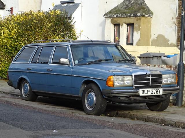 1983 Mercedes Benz 240 TD Auto