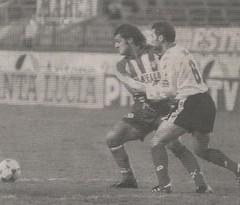 Temporada 1995/96: Atlético de Madrid 2 – Racing de Santander 0