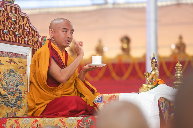 20200128AM_Teaching on Meditation