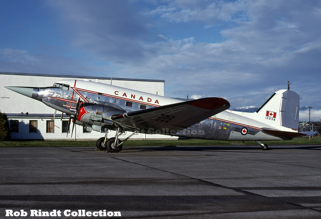 Canadian Armed Forces DC-3 (C-47A) 12938