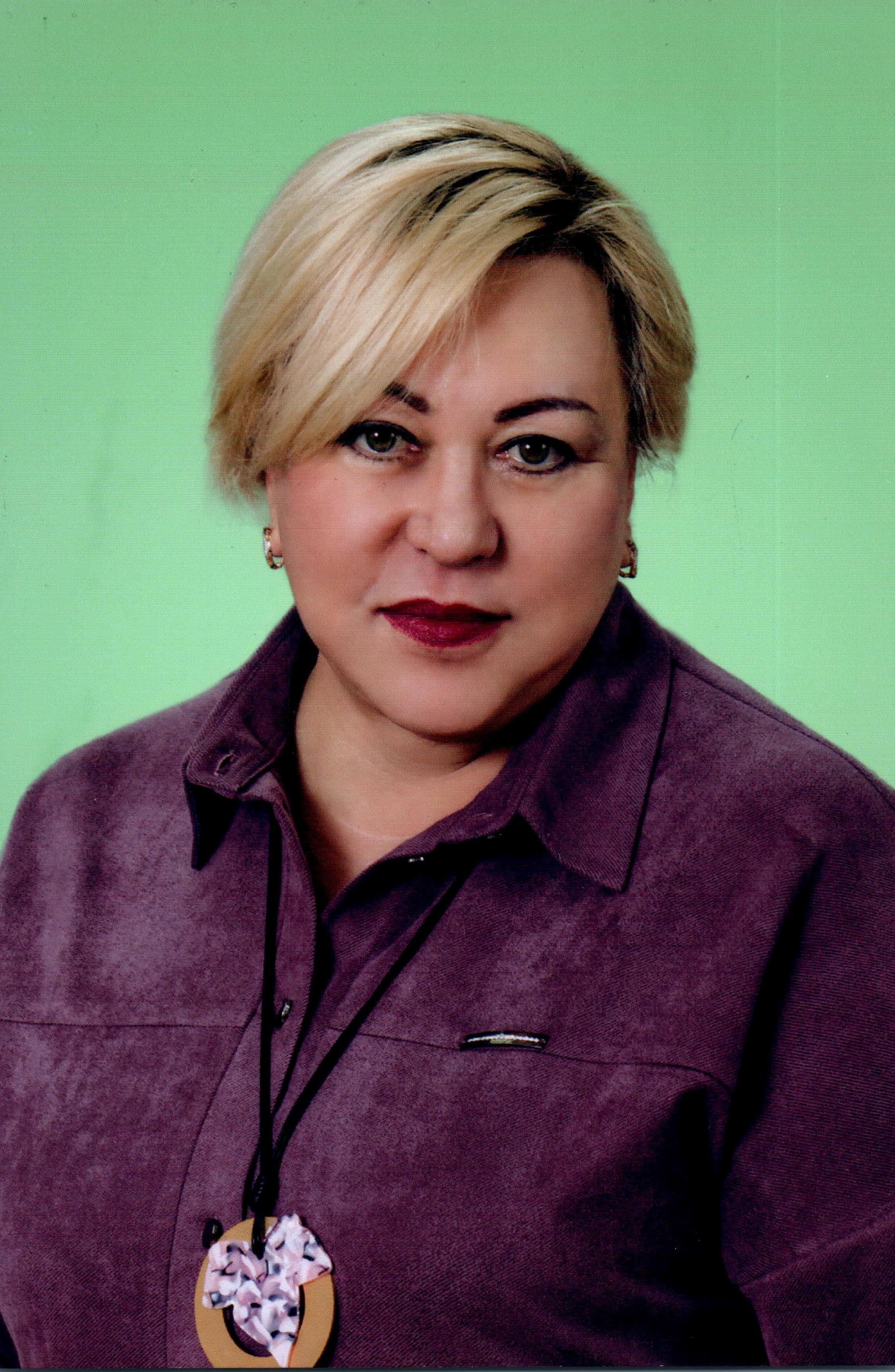 Татьяна Викторовна Васнина