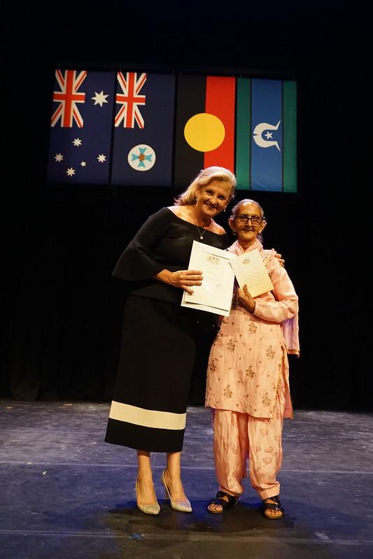 Australian Citizenship Ceremony January 2020