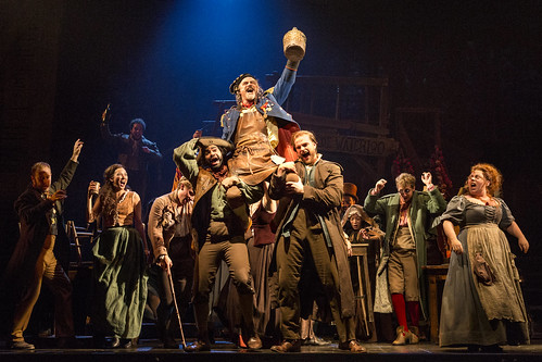 Master of the House. From Love, Tears, Revolution: Why You Need To See Les Misérables