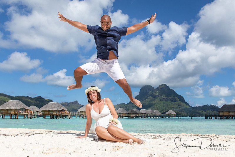 Moira & Frederico - The Pearl Beach Bora Bora