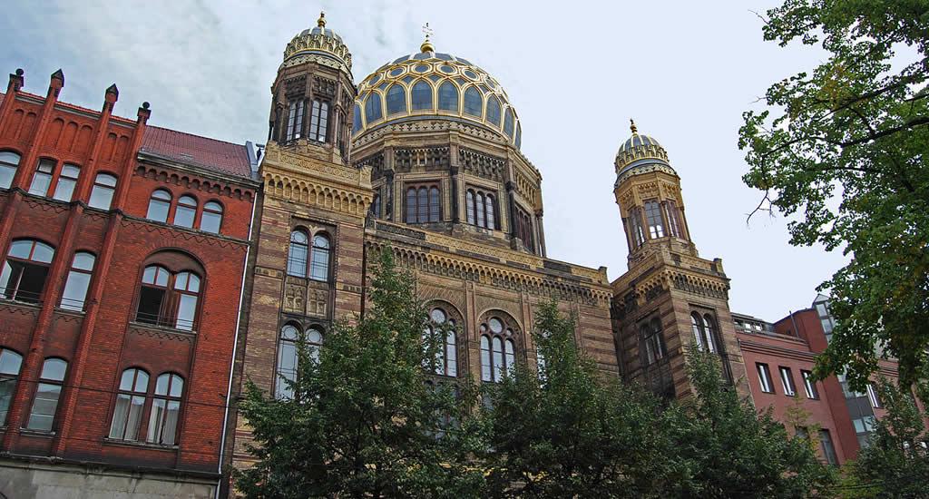 Neue Synagoge Berlijn | Mooistestedentrips.nl