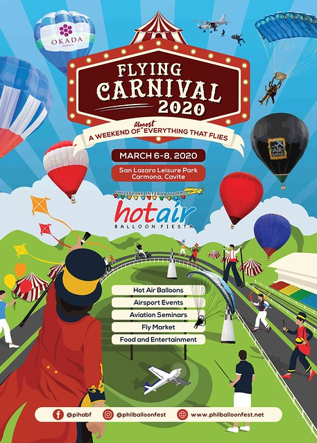 SEE THE FLYING CARNIVAL 2020 IN CARMONA, CAVITE 1