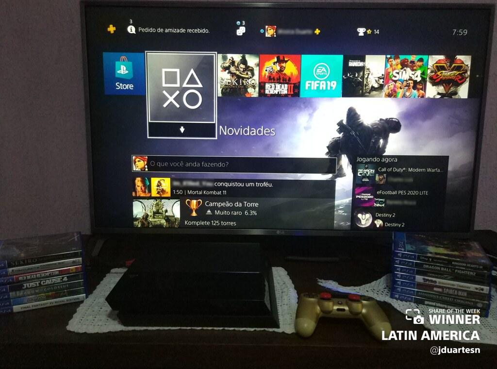 49458504786 d2f256ba68 b - PlayStation Fans auf der ganzen Welt zeigen ihr PS4 Set Up