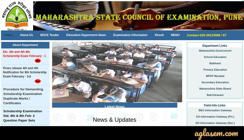 Maharashtra NTSE Result 2020 Stage 1