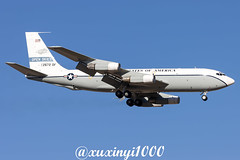 Boeing OC-135W Open Skies, 61-2672, 45th Reconnaissance Squadron (45th RS)