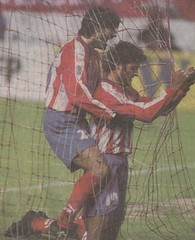 Temporada 1995/96: Atlético de Madrid 4 – Athletic de Bilbao 1
