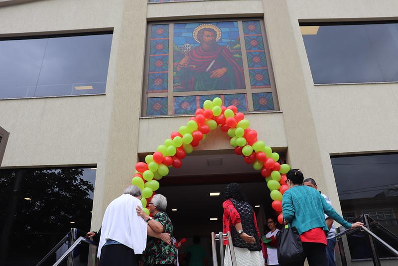 Missa da Festa da Conversão de São Paulo Apóstolo - Comunidade São Paulo Apóstolo