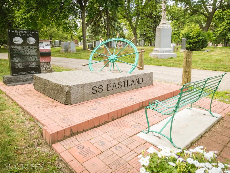 SS Eastland Memorial