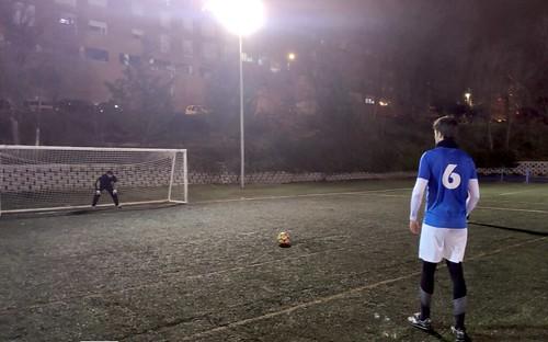 Ignacio Wucher marca el penalti decisivo
