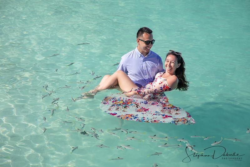 Elisa & Danny - The Meridien Bora Bora
