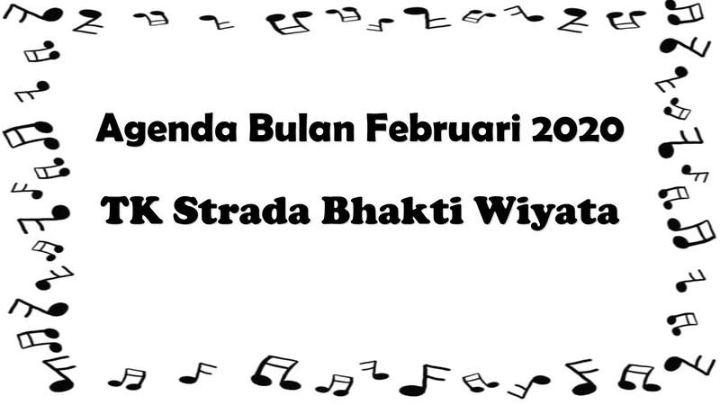 Agenda Bulan Februari