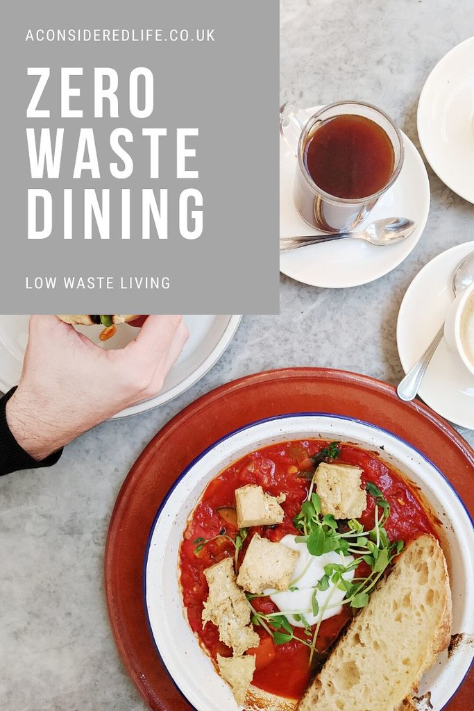 Zero Waste Dining Out