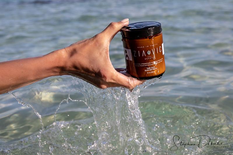 Commercial Brand Photography Bora Bora
