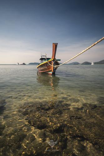 thailand sony boat bay rock sailboat kantary panwabay longtail