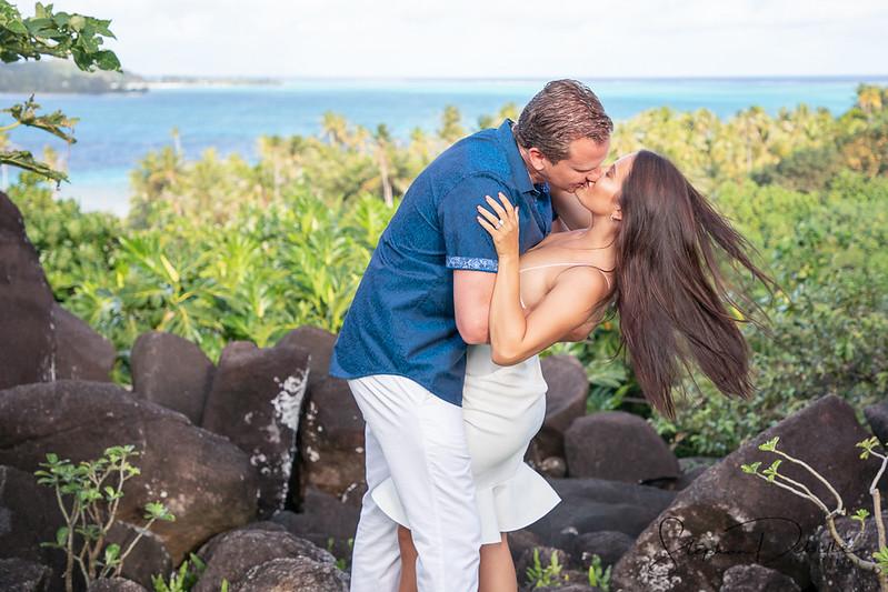 Sarah & Billy - The Conrad Bora Bora