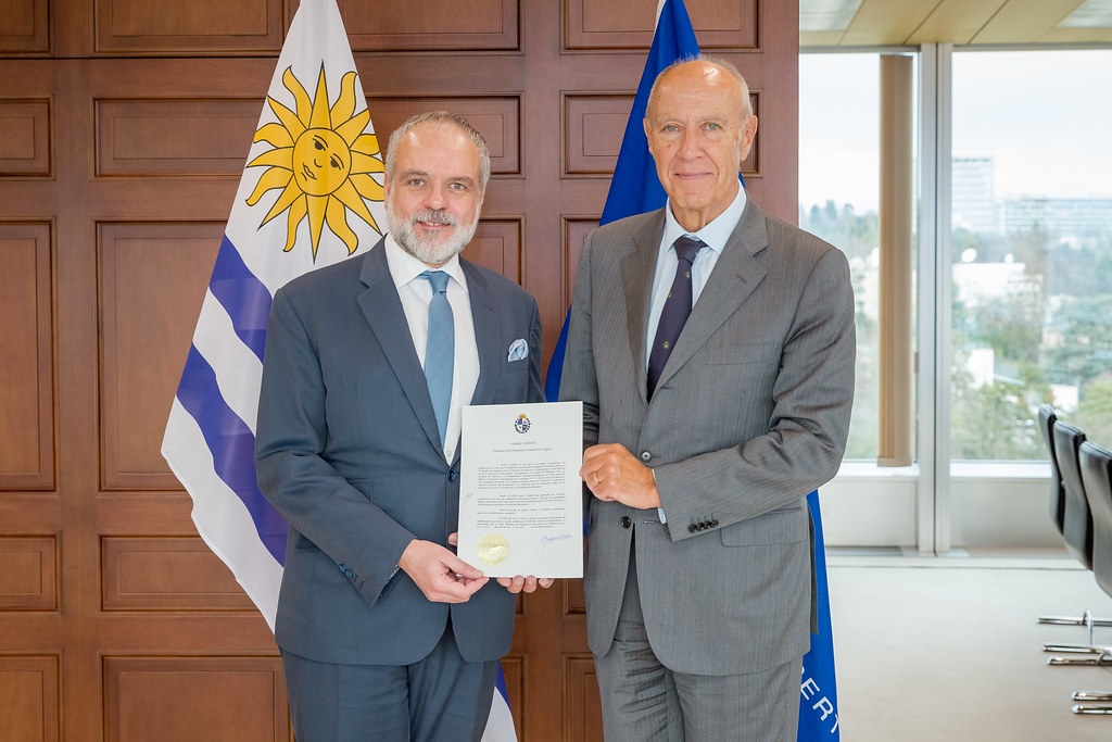 Uruguay Joins Singapore Treaty on the Law of Trademarks