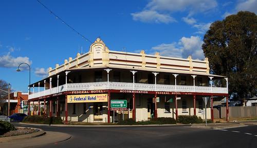 Federal Hotel, Wellington, NSW.