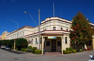 Coronation Hotel, Portland, NSW.