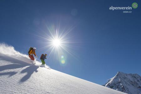 Obnovte si členství ve spolku Alpenverein!