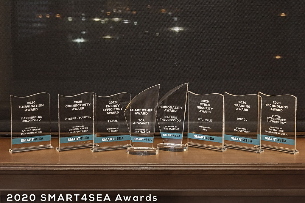 2020 SMART4SEA Awards