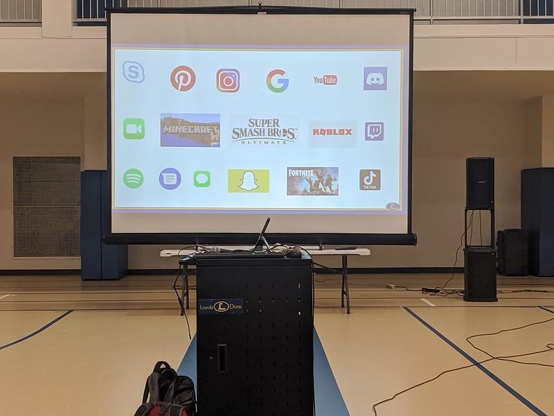 2020 Loyola Cyber Outreach
