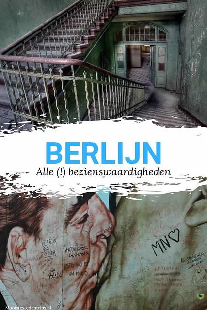 41x doen in Berlijn: de leukste bekende en onbekende bezienswaardigheden in Berlijn | Mooistestedentrips.nl