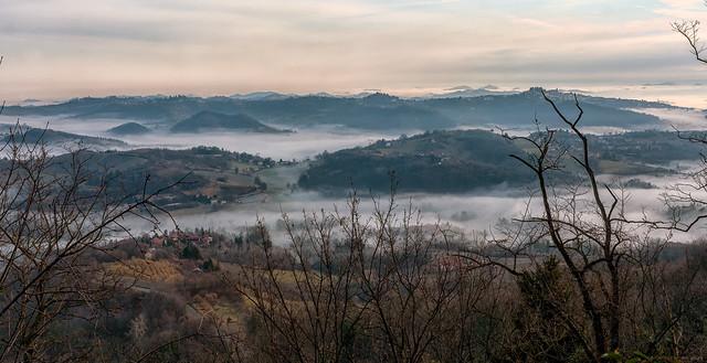 Panorama da Albugnano