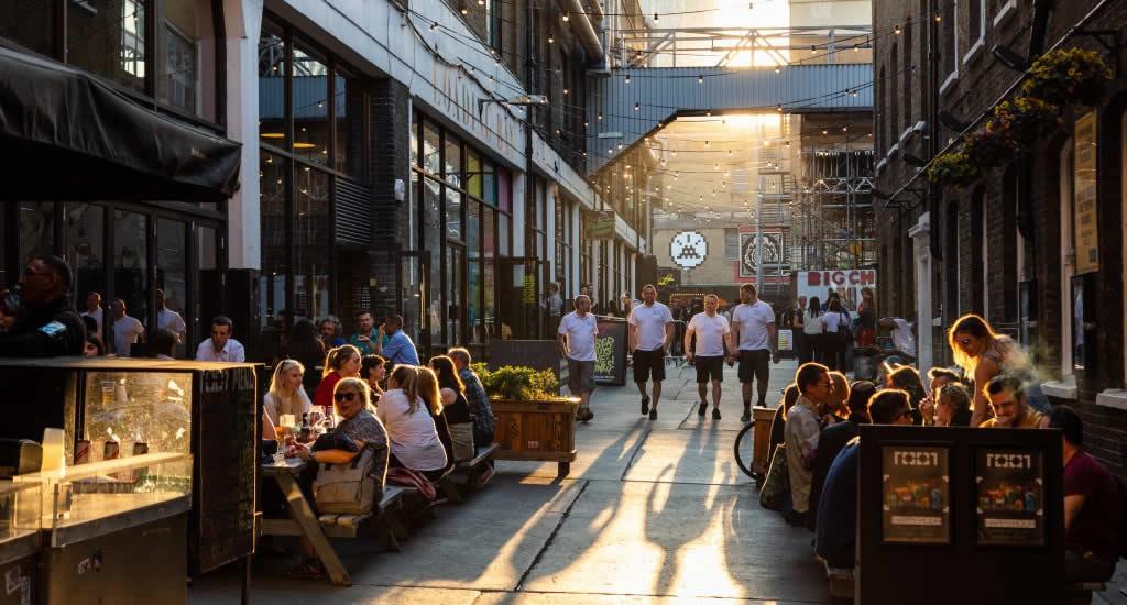 Fietsen in Londen: ontdek East End | Mooistestedentrips.nl