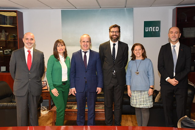 Convenio UNED y Telefonica On the spot (29-01-20 )