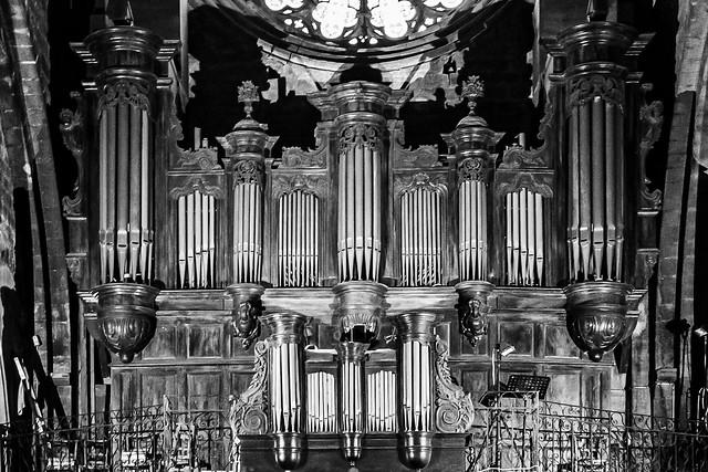 orgue de Forcalquier
