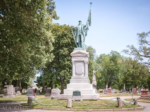 Bohemian Civil War Memorial