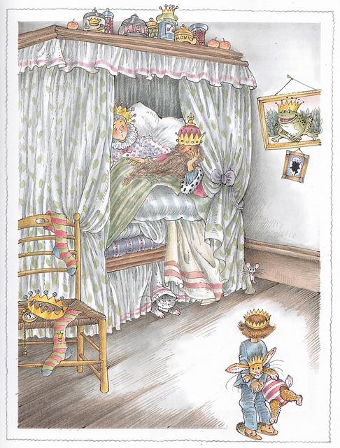Das große bunte Geschichtenbuch / / Illustration 5
