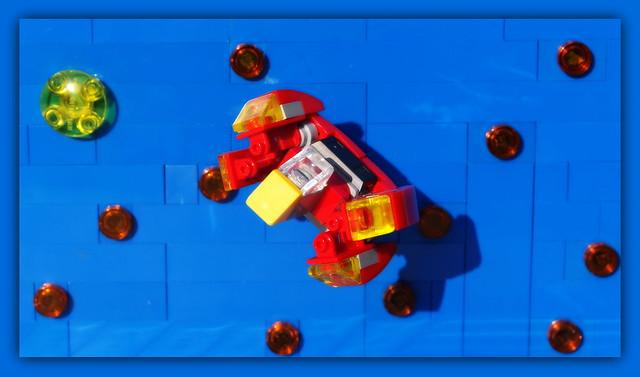 LEGO Starfighter .