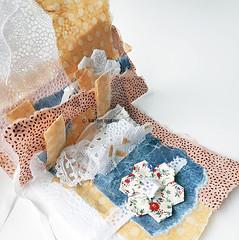 little book of patchwork sampling