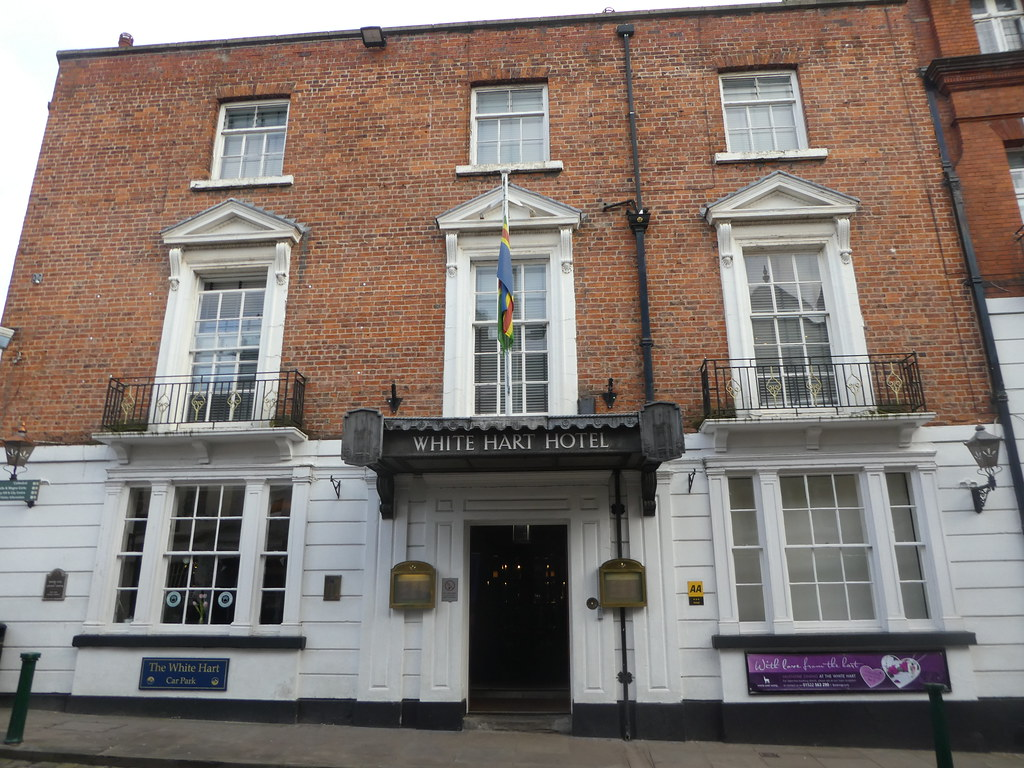 The White Hart Hotel, Lincoln